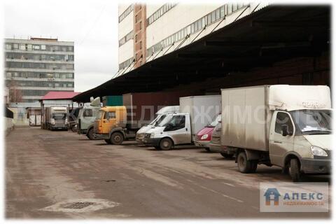 Аренда помещения пл. 327 м2 под склад, м. Перово в складском . - Фото 2