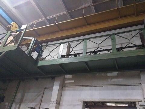 Производство/Склад 715 кв.м,2 кран балки - Фото 2