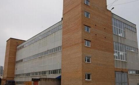Складской комплекс, 3635.3 м2 - Фото 1