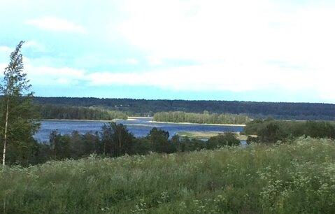 Участок у озера, Карельский пер. - Фото 1
