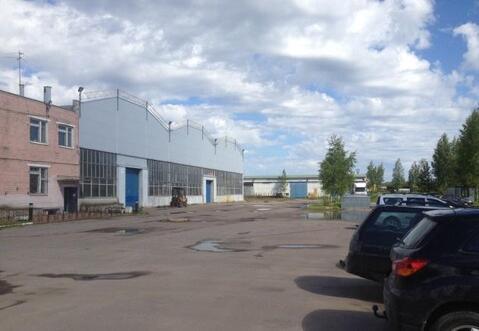 Продам производственно-складской комплекс 6700 кв.м. - Фото 2