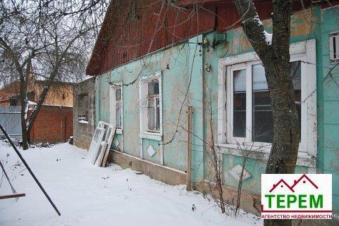 Продаётся дом в черте города Серпухова, ул. Строительная - Фото 1