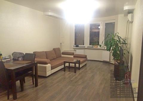 Двухкомнатная квартира с евроремонтом у метро Мякинино - Фото 1