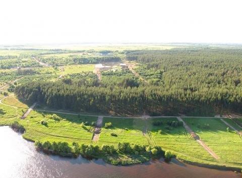 Участок 25 соток 1-я линия между рекой Волга и сосновым бором - Фото 2