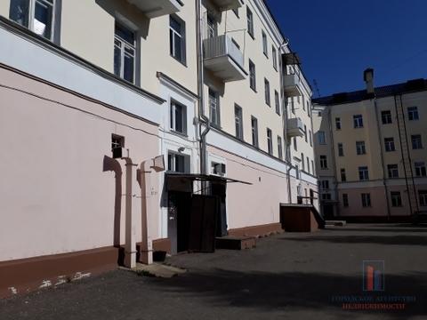 Продам комнату в 4-к квартире, Серпухов г, улица Пушкина 9а - Фото 1