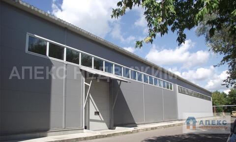 Продажа помещения пл. 6590 м2 под склад, м. Печатники в складском . - Фото 2