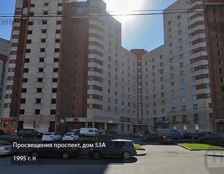 Продается 2-к Квартира ул. Просвещения проспект - Фото 1