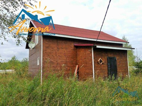 Большой просторный зимний дом рядом с деревней Сатино Боровского район - Фото 1