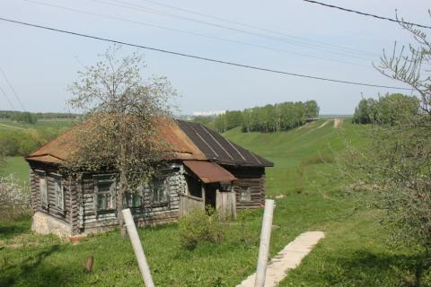 Участок в деревне для ИЖС на склоне холма с красивым видом - Фото 2