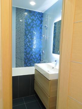 Новая двухкомнатная квартира с отличным ремонтом - Фото 5