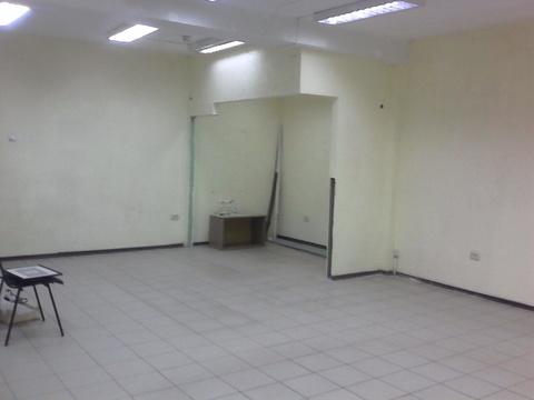 Торговая площадь на первом этаже с отдельным входом, пр. Маркса - Фото 4