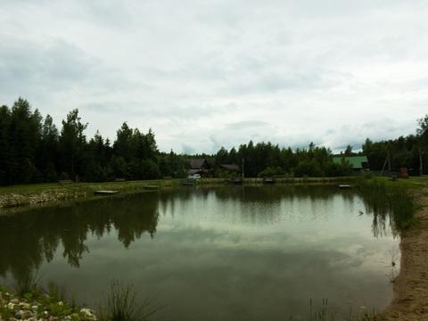 Коттедж 160м2, 10сот, Киевское ш, 55 км, в лесу, уникальное место - Фото 1