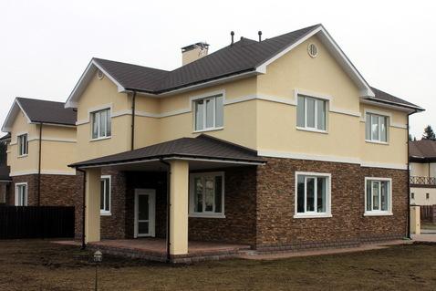 Новый коттедж под ключ в готовом поселке бизнес класса Мартемьяново 4 - Фото 4