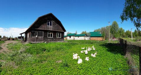 Дом на участке 24 сотки в деревне Алферьево Волоколамского района МО - Фото 1