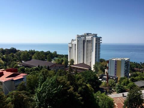 Двухуровневая квартира в Сочи возле моря - Фото 1