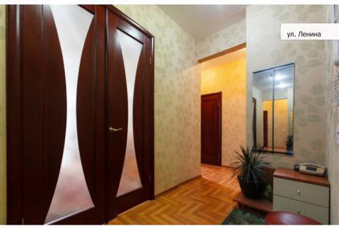 1-комнатная стильная квартира возле Октябрьской площади посуточно - Фото 2
