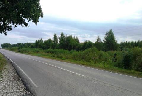 Участок ИЖС 26 соток, электричка, асфальтированный подъезд к деревне - Фото 4