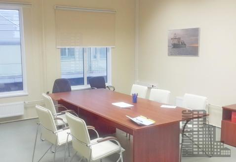 Офис с сейфовой комнатой в круглосуточном бизнес-центре, м. Калужская - Фото 1