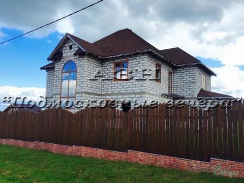 Новорижское ш. 69 км от МКАД, Кузнецово, Коттедж 280 кв. м - Фото 1