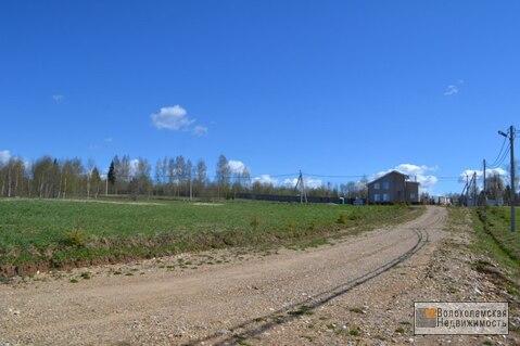 Участок 10сот в ДНП Морозко Волоколамского района - Фото 5
