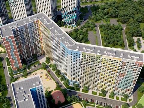 1к квартира 40,1 кв.м, рядом с метро Улица Скобелевская - Фото 1