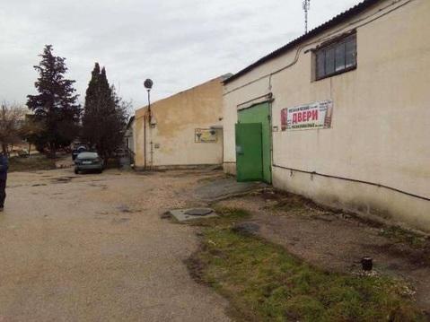 Сдам помещение в Севастополе. Склад в районе депо на Руднева (ном. . - Фото 1