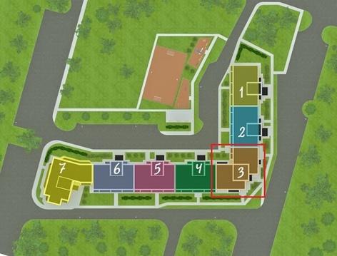 Продажа 1-комнатной квартиры, 33.9 м2, Березниковский переулок, д. 34 - Фото 2