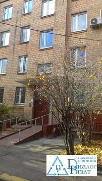 3-комнатная квартира в г. Москве, рядом со строящейся станцией метро - Фото 1