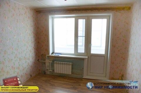 Двухкомнтаная квартира в селе Теряево Волоколамского района - Фото 1