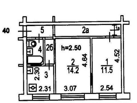 Продажа квартиры, м. Царицыно, Ул. Ереванская - Фото 1