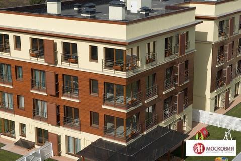 Квартира трехкомнатная бизнес-класс 106,8 кв.м, Киевское ш. - Фото 5