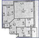 Продажа квартиры, Малое Верево, Гатчинский район, Малое Верево дер. - Фото 4