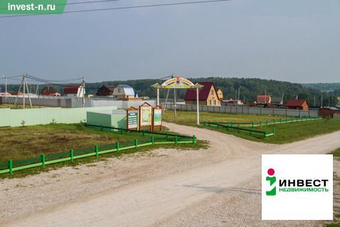 Продажа участка, Ненашево, Заокский район, Весёлый бобрёнок - Фото 3