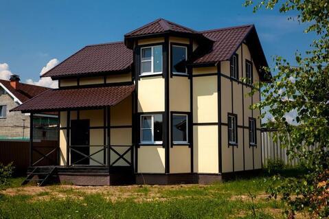 Дом 100 кв.м с участком 7 соток в Чеховском районе