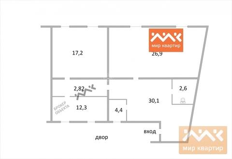 Продажа офиса, м. Площадь Восстания, Греческий пр. 17 - Фото 2