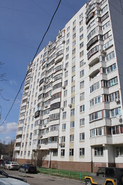 2 комнатная квартира Яхромская 1 к 2 54 кв.м. - Фото 1