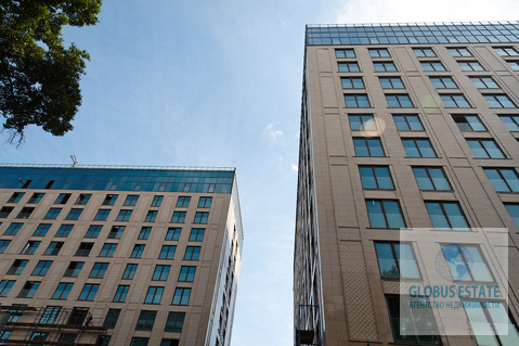 Апартаменты площадью 50,4 кв.м, без отделки в ЖК «Сады Пекина» - Фото 4