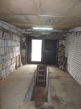 Продается кирпичный, большой гараж в районе Молокозавода, город Алекса - Фото 4