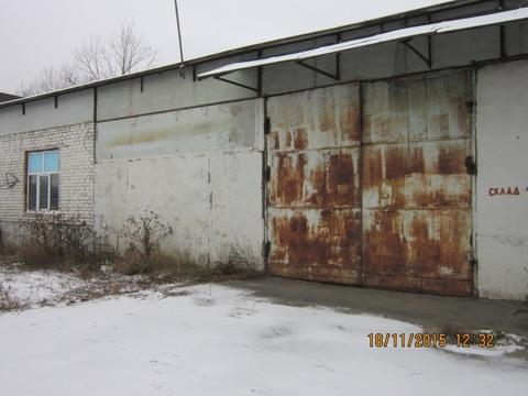 Здание производственного назначения - Фото 2