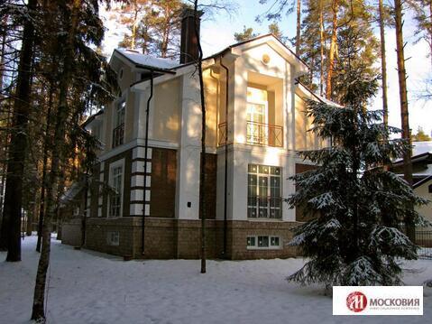 Дом 200м2, 28км от МКАД по Калужскому шоссе в жилом кп Новой Москвы - Фото 2