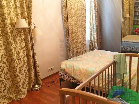 Трехкомнатная квартира в сталинском доме, метро Преображенская площадь - Фото 1