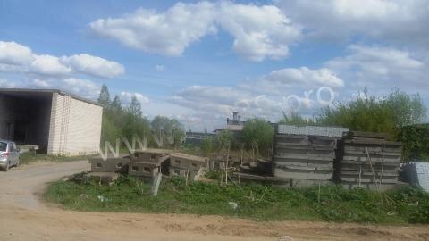 Промышленный комплекс в д. Титово, Тверск. обл. - Фото 1