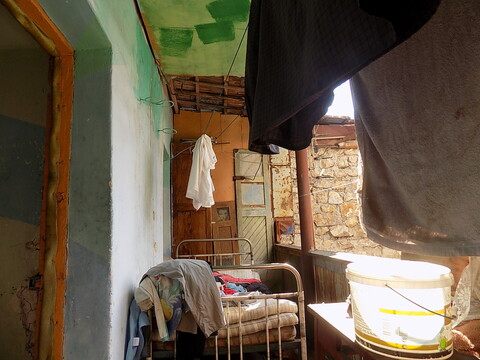 Трехкомнатная квартира в Ялте ул. Фонтанная. - Фото 2