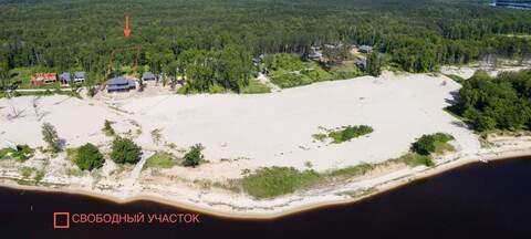 Земельный участок на берегу реки Волга. - Фото 3
