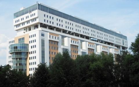 Аренда офиса в бизнес центре класса А м.Калужская - Фото 1