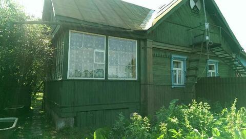 Продается участок с домом в Голицыно - Фото 4