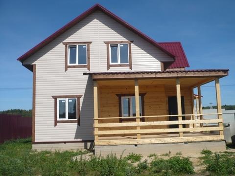 Продам новый жилой 2 -х этажный дом - Фото 2