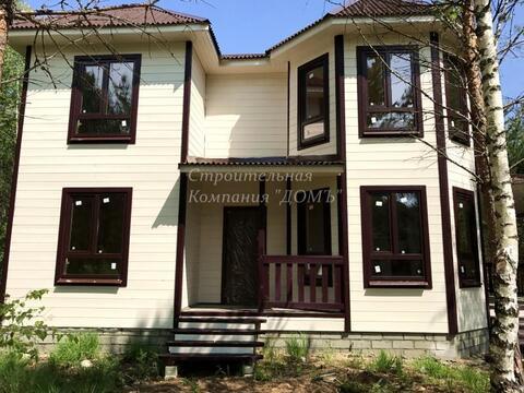 Новый дом в соснах у реки в селе Купанское - Фото 3