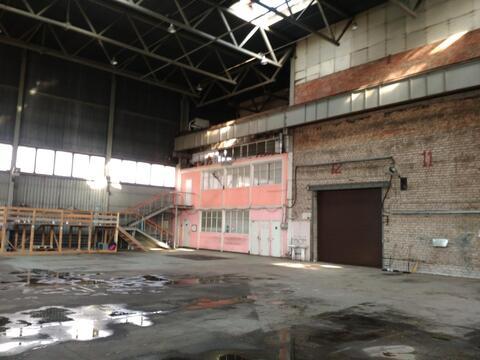 Производственно-складское помещение 1300 кв.м.400 квт - Фото 1