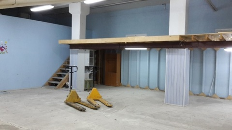 Аренда склада 102.6 кв.м, м.Полежаевская - Фото 3